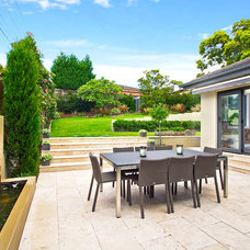 Contemporary Patio by Belle Property Australasia