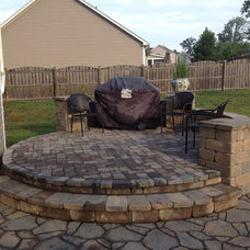 Traditional Patio by Archadeck of Raleigh-Durham
