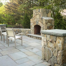 Traditional Patio by NatureWorks Landscape Services, Inc.