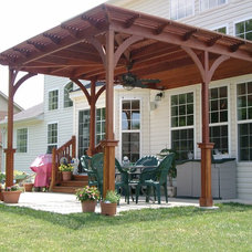 Traditional Patio by Fulford Home Remodeling