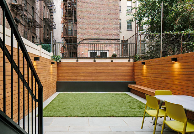 Modern Patio by James Wagman Architect, LLC