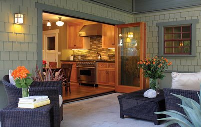 Spring Patio Fix-Ups: Earn Rave Reviews for Your Patio's Entrance