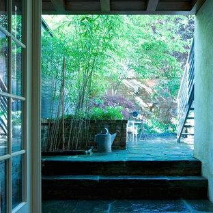 Foto di un patio o portico etnico