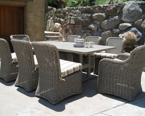 Hauser All Weather Wicker Furniture