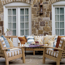 Traditional Patio by Harrison Design Associates - DC