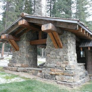 Headwaters Camp Cabin, Big Sky, Montana