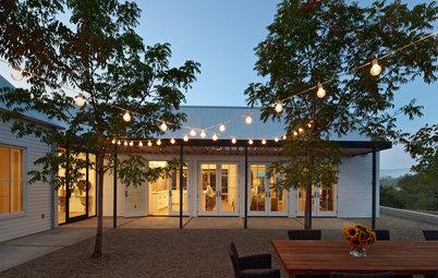 How to Design a Modern Farmhouse Outdoor Retreat