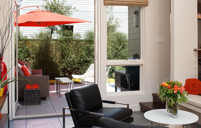 Houzz Tour: Gaining Space and Options With a Flex Room