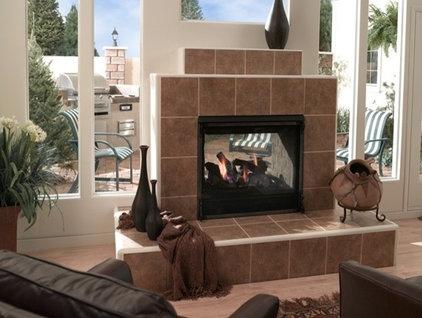 Patio by Heatilator Fireplaces
