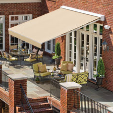 Traditional Patio by Solair Shade Solutions