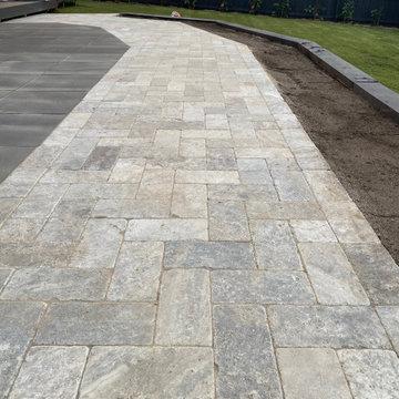 Herringbone Pathway
