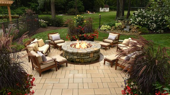 High-End Outdoor Entertaining