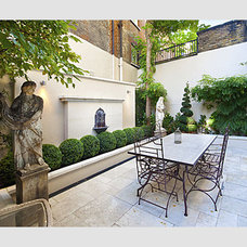 Eclectic Patio by Future Light Design