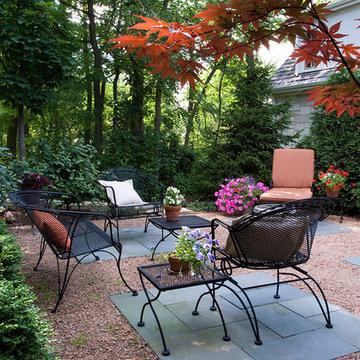 Highland Park Shade Garden and Patio