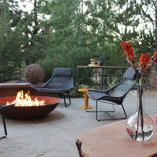 Modern Patio by MODERNFAB