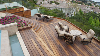 Hillside Decks