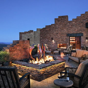 Hilltop Residence - Patio