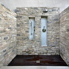 Modern Bathroom by Urban Landscape
