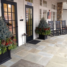 Traditional Patio by Statile & Todd