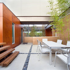 Contemporary Patio by Hammers+Partners:Architecture, Inc