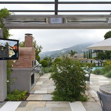 Contemporary Patio by Global Wave Integration