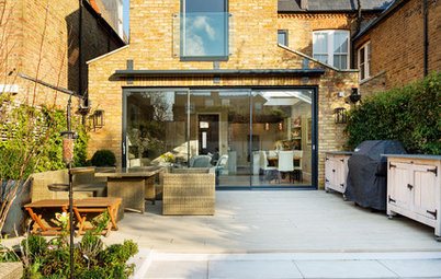 Houzz Tour: A Bold Extension Soars on this Victorian Semi