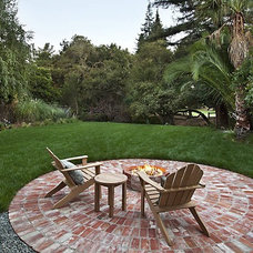 Traditional Patio by James Witt Homes