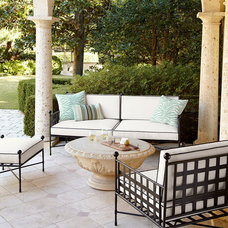 Traditional Patio by Horchow