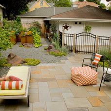 Contemporary Patio by Field Outdoor Spaces