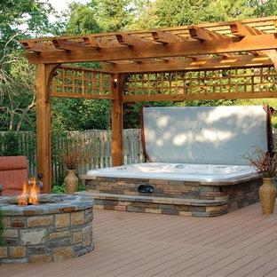 Hot Spring Deck Design