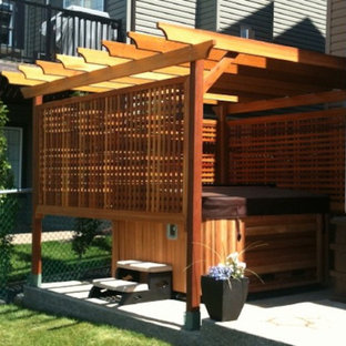 Hot Tub Enclosure Houzz