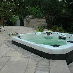 Hot Tub Patio