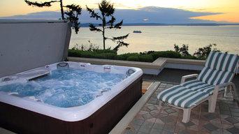 Hot Tub, Puget Sound