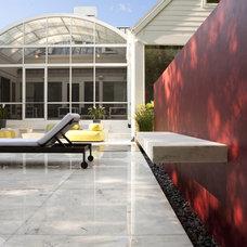 Modern Patio by Anthony Wilder Design/Build, Inc.