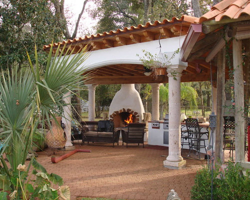 Spanish Style Patio Ideas Pictures Remodel And Decor