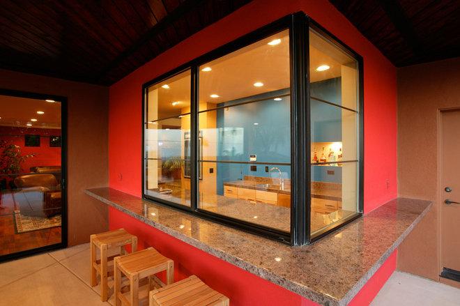 Modern Patio by Silva Studios Architecture