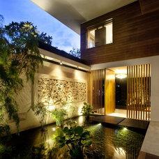 Asian Patio Hua Hin House