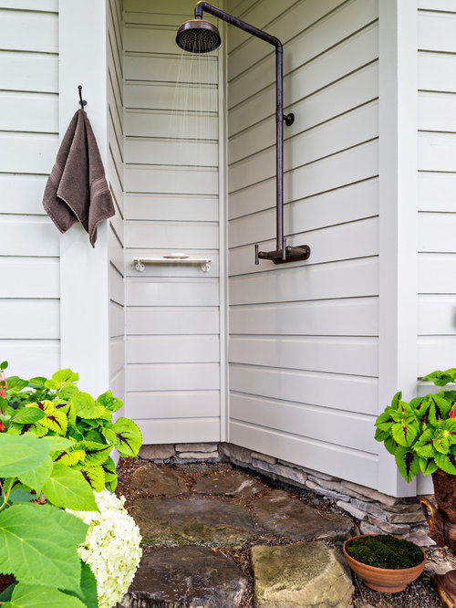 Outdoor Shower Ideas Houzz
