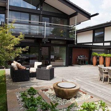 Huf House Garden Design, Dulwich 7