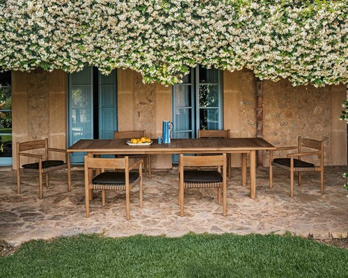 Landhausstil patio ideen design bilder houzz