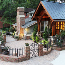 Craftsman Patio by Georgia Contractor Group