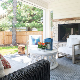 Houzz | 50+ Best Concrete Patio Pictures   Concrete Patio Design Ideas    Decorating U0026 Remodel Inspiration