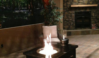 Indoor & Outdoor Fireplaces