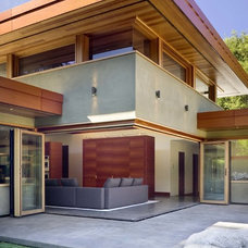 Contemporary Patio by William Duff Architects, Inc.