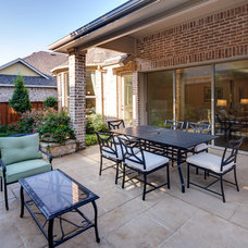 Contemporary Patio by Western Window Systems