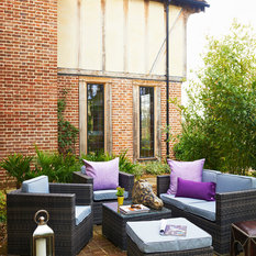 Contemporary Patio Design Ideas Renovations Photos With