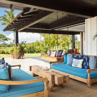 Indoor Outdoor Tropical Living
