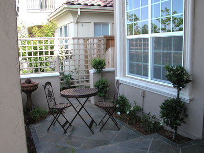 Traditional Patio by Inside Out- Interior & Exterior Design