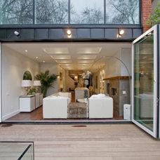 Modern Patio by Solar Innovations, Inc.