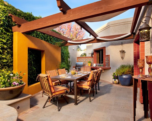 Retractable Pergola Canopy Home Design Ideas Pictures